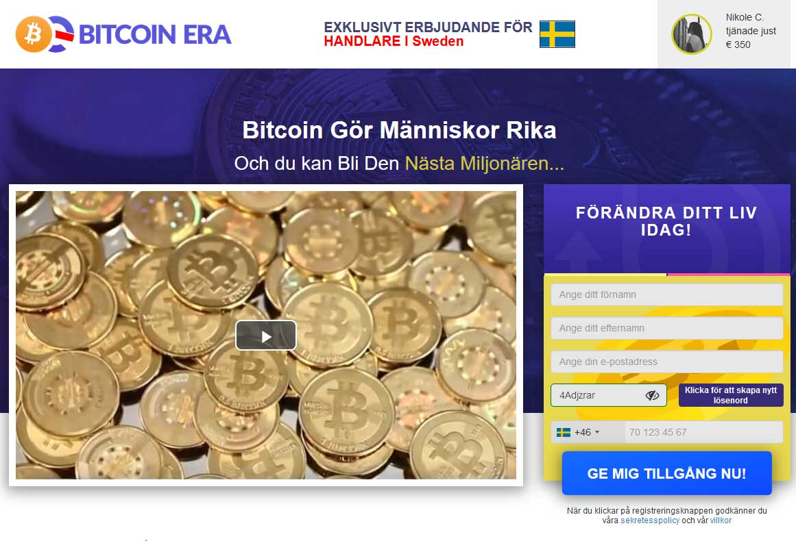 Bitcoin Era Ärlig Recension